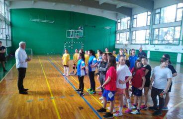 Наставак рада спортског центра