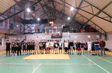 Баскет лига 3 на 3