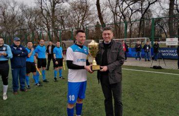 Завршен  зимски фудбалски турнир